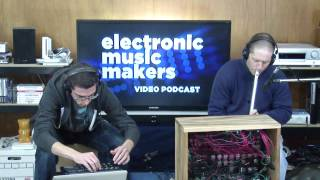 (S1E3-PRE) Preview: Organamatronic Performance - Electronic Music Makers Video Podcast