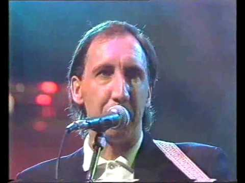 David Gilmour & Pete Townshend- 1984-03-30 Live On The Tube