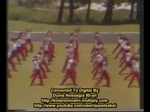 Senam Jaman Dahulu generasi 1980 - 1990