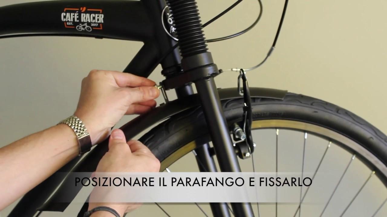 Come Montare La Bicicletta Cafè Racer Unieuro