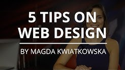 5 Simple Tips on Persuasive & Effective Web Design | Magda Kwiatkowska