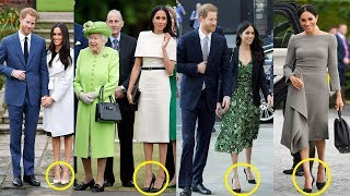 Meghan Markle Has A Secret H-ck When Wearing High Heels – And The Ritual Helps Her Endure Royal Life