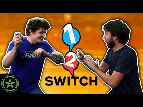 Let's Play - 1-2-Switch
