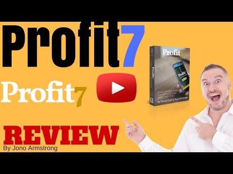 Profit7 Review - HUGE CUSTOM BONUS PACKAGE | DON'T BUY PROFIT 7 WITHOUT MY BONUSES!!!