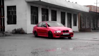 Drift | Bmw e39 Red Chrome | az 90 SU 440