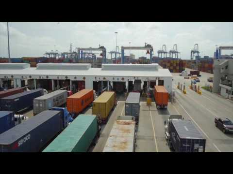 Heavy Lift Maintenance at SC Ports Authority