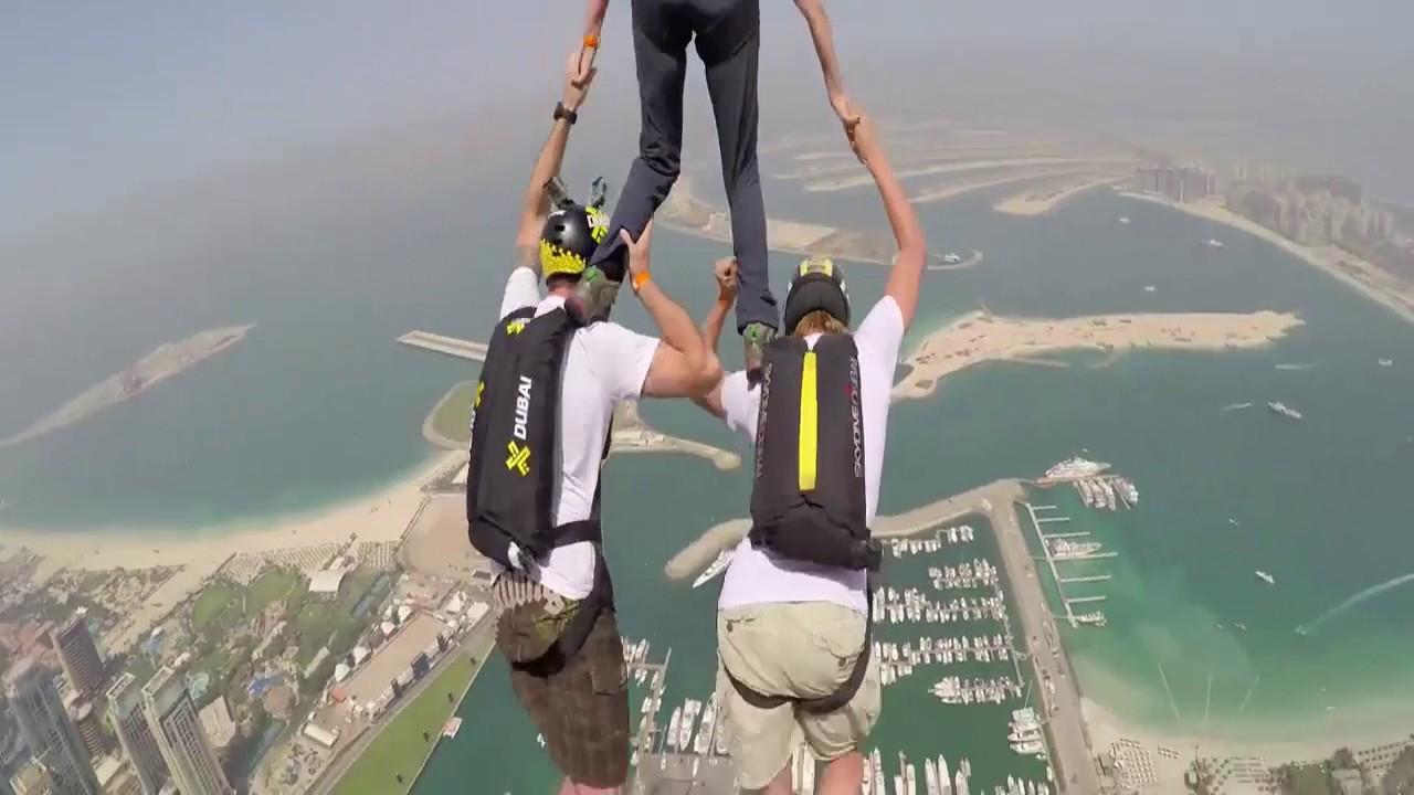 Dream Jump - Dubai 4K -!! New Videos 2017!! - YouTube