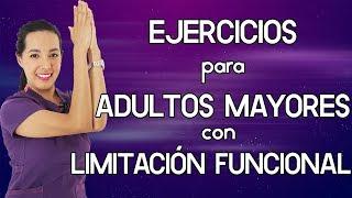 Ejercicios para Adultos Mayores (con limitación funcional) | Fisioterapia en Querétaro