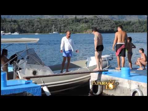 Aco Pejović se okliznuo na čamcu