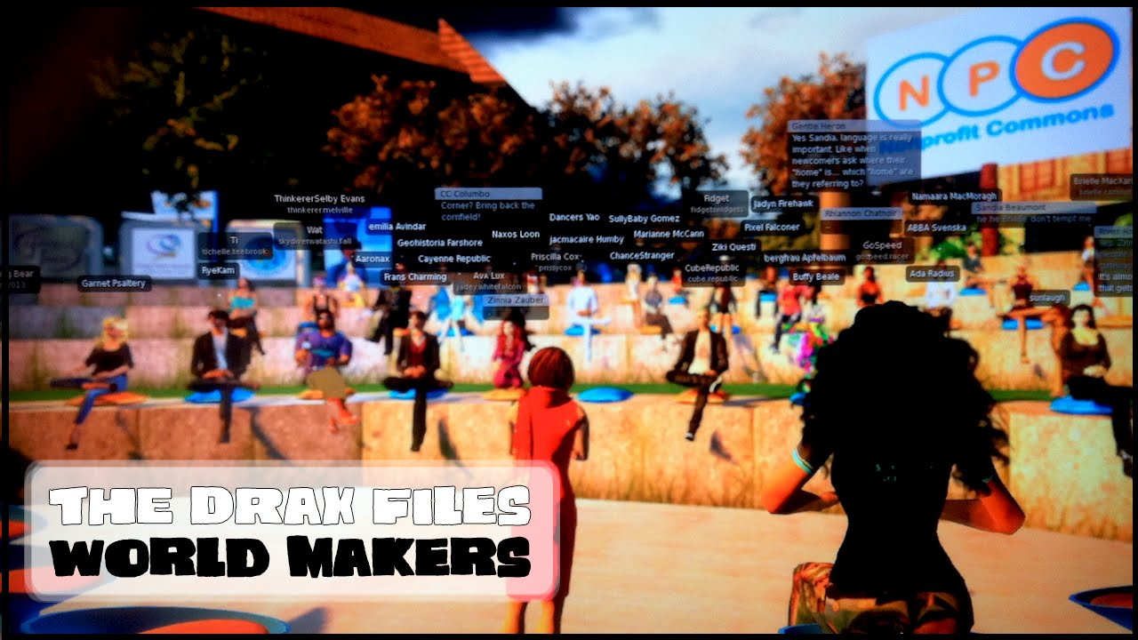 The Drax Files: World Makers [Episode 37: Non Profit Commons]