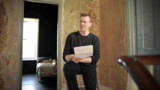 David Mitchell Reading from The Bone Clocks