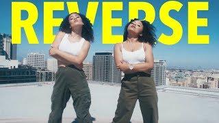 REVERSE - VIC MENSA DANCE VIDEO feat. Alexis Beauregard