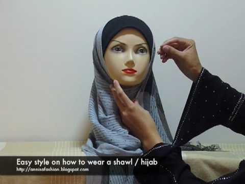 How to hijab wear youtube advise dress in winter in 2019