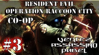 Zagrajmy w Resident Evil Operation Raccoon City CO-OP #3 (Pabel, Assassino, Vertez) PC PL HD