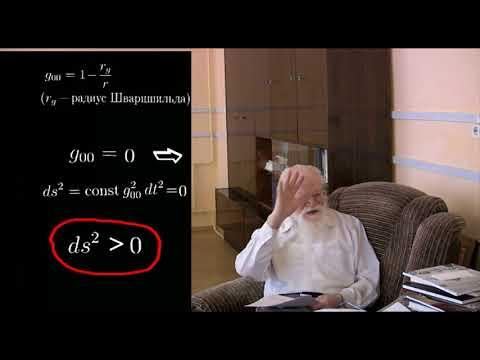 Релятивистская теория гравитации Логунов 2