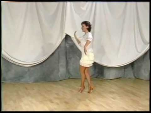 Latin Technique & Muscular Excercises HQ Ballroom Dance DVD