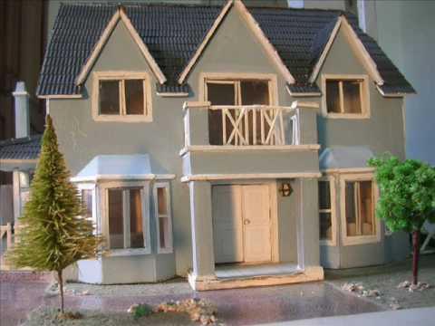 Maqueta casa country enet 2 jujuy youtube - Como hacer una maqueta de una casa ...