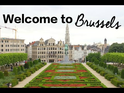 WHY BRUSSELS IS THE MOST BEAUTIFUL CITY | TRAVEL VLOG