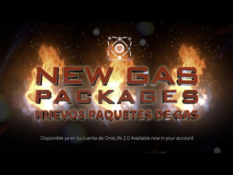 Nuevos Paquetes de GAS   OneLife 2 0   New Gas Packages