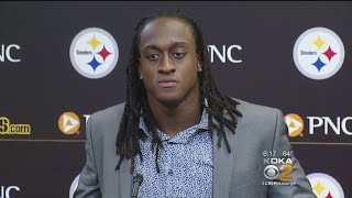 New Steelers Safety Terrell Edmunds: 'We're Trying To Get Seven'