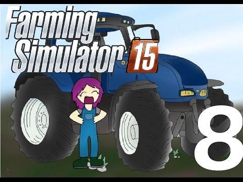 Farming simulator. Ep:8