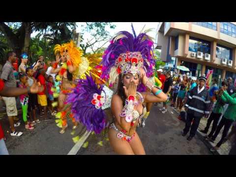 Carnival   Carnaval International de Victoria   Brazil in Seychelles