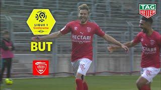 But Renaud RIPART (9') / Nîmes Olympique - AS Monaco (1-0)  (NIMES-ASM)/ 2018-19