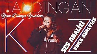 A New World Star ! KZ Tandingan Voice Analysis