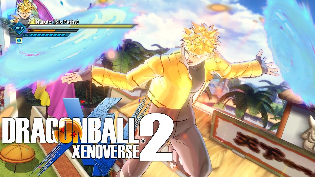Naruto Xenoverse 2 Ps4 Mod Related Keywords & Suggestions - Naruto