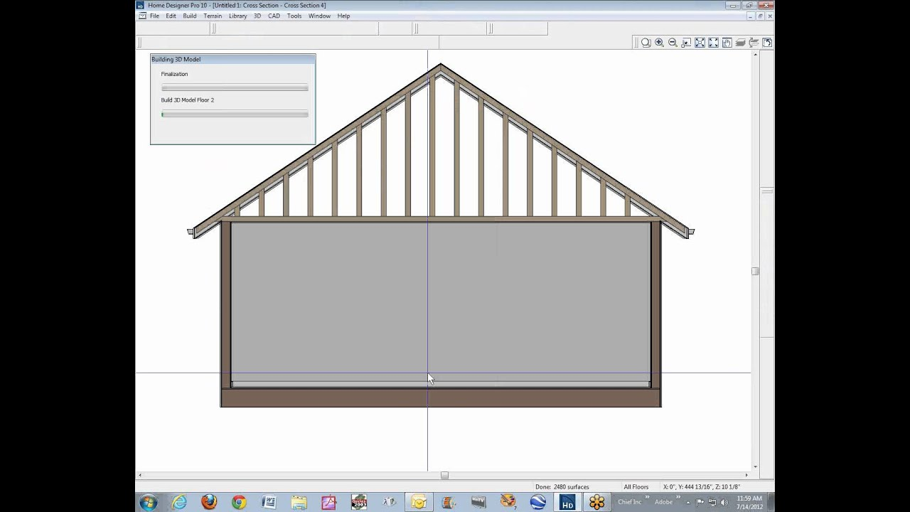 truss details in home designer pro any version youtube truss details in home designer pro any version
