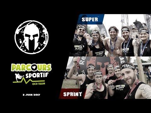 Spartan Paris 2017 • Super + Sprint • Parcours Sportif
