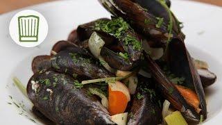 Muscheln rheinische Art #chefkoch