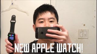 New Apple Watch! (late by 5 months)