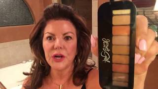 NEW! Eye Makeup / Demo / Leave In Hair Conditioner  /Over 60 Lifestyle