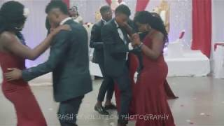 congolese wedding dance floor ( Ric Hassani Only You ) Des Moines IOWA