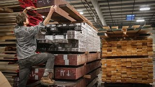 Buying BIG Centreline Timbers! - Rebuilding Tally Ho EP40