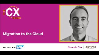 The CX Show - ARYZTA's Migration to SAP Commerce Cloud