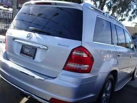 2017 Mercedes Benz Gl Cl 4matic 450 Long Beach California