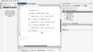 Conditional Statements - COMP100 Programming 1