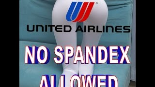 United Airlines Banned Teenagers From Boarding Flight Because They Were Wearing Spandex Leggings