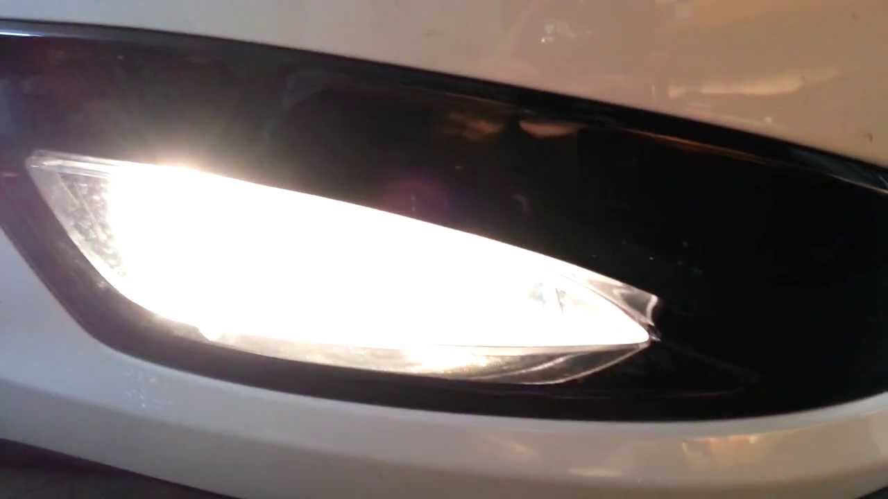 Kia Optima Fog Light Bulb