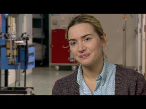 Kate Winslet on working with Steven Soderbergh