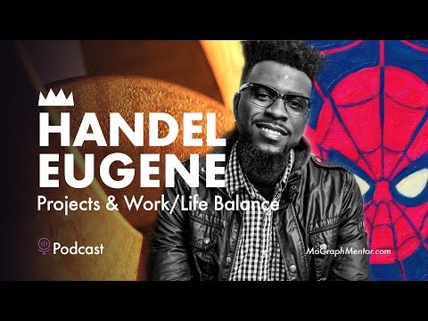 Live Chat w/ Handel Eugene : Black Panther Titles, LA & NYC and Balancing Work & Life