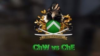 The Deluge: ChW vs ChE