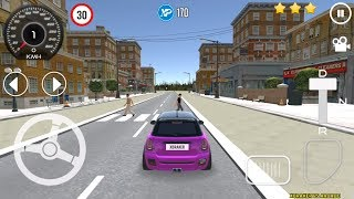 Car Driving School 3D- #New Update# New Paint Car Unlocked & Tires Upgrade Android Gameplay 2018 #62