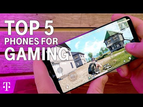 Top 5 Mobile Phones For Online Gaming | Smartphones For Gaming By T-Mobile