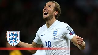 England 4-0 Lithuania | Goals & Highlights