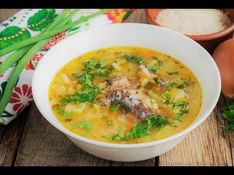 Суп из минтая в мультиварке
