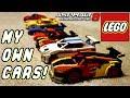 MY OWN 8 LEGO ASPHALT 8 CARS mp3
