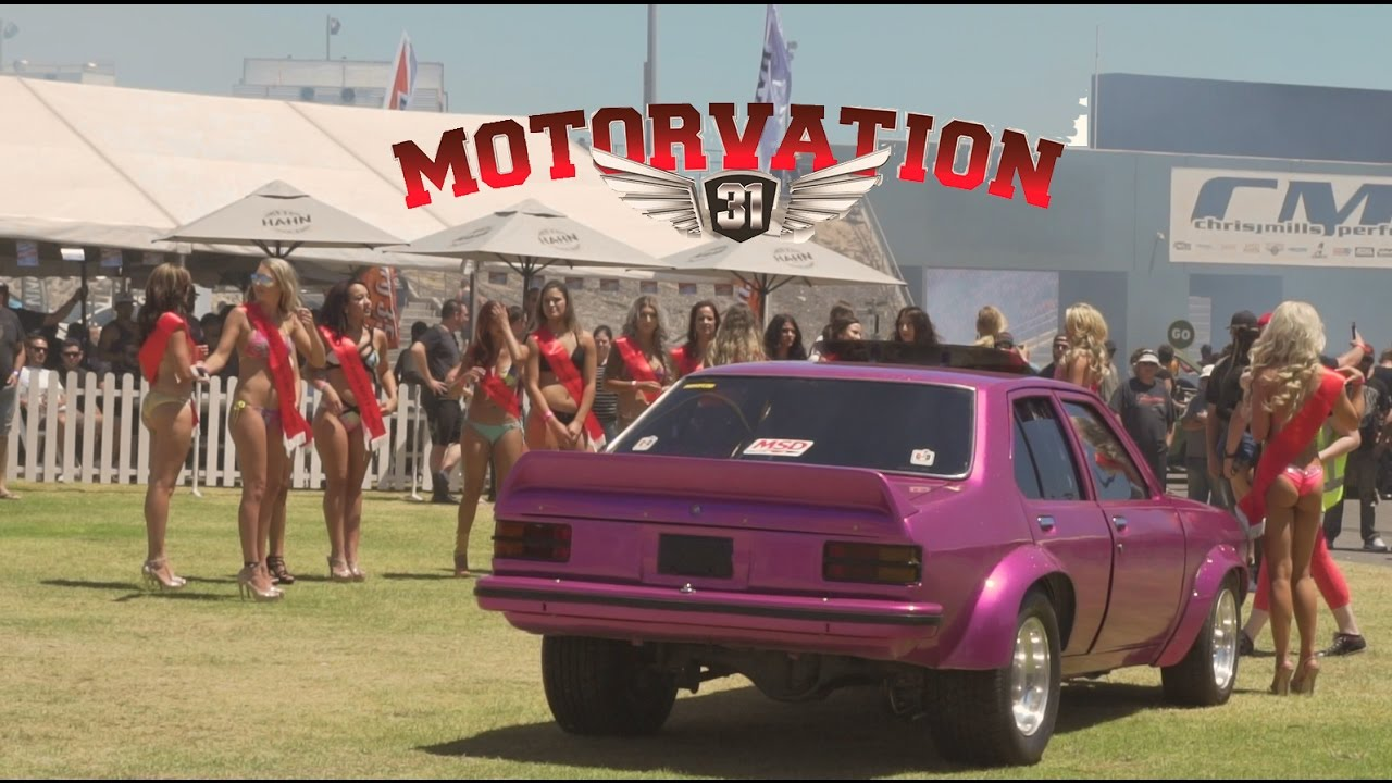 Motorvation 31 @ Perth Motorplex 2017